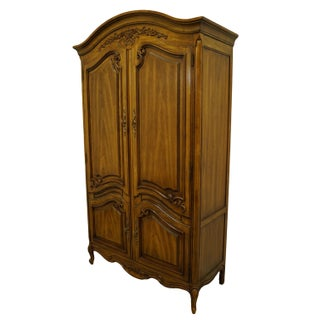 Thomasville Furniture Camille Collection Country French Armoire Preview