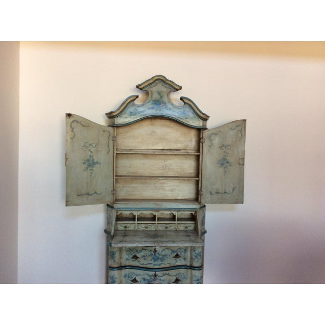 Antique Venetian Secretary - Image 8 of 9