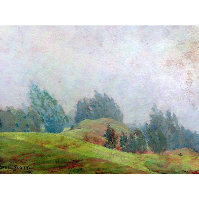 Impressionist Emerald Hill For Sale - Image 3 of 4