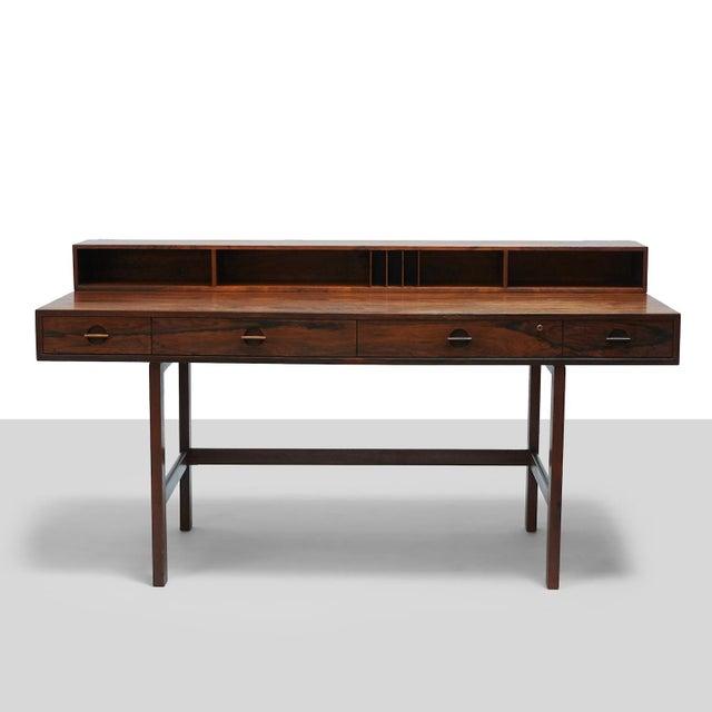 Lovig Design Partners Desk by Peter Lovig Nielsen For Sale - Image 4 of 11