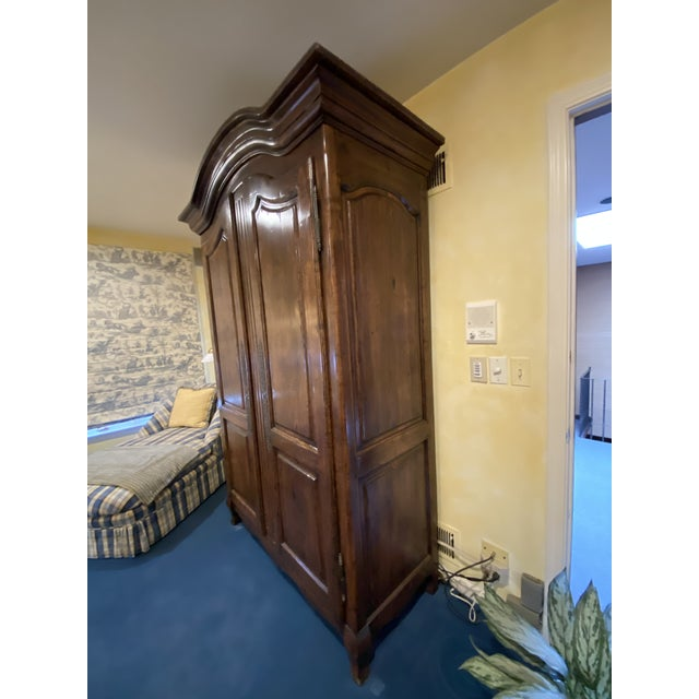 Early 20th Century French Antique Armoire For Sale In Chicago - Image 6 of 12