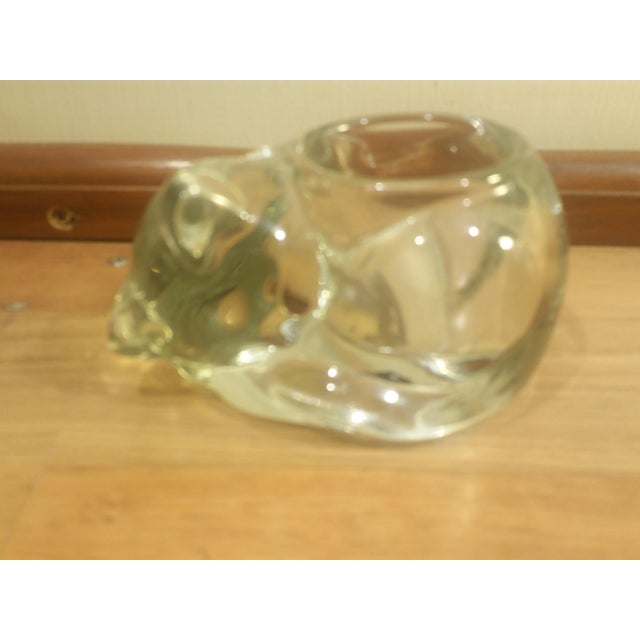Clear Glass Animal Candle Holders - Set of 3 - Image 5 of 8