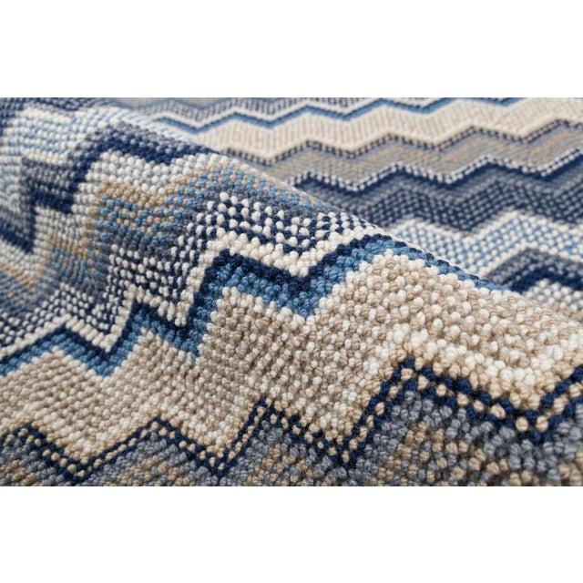 Stark Studio Rugs, Forlini, Cobalt , 8' X 10' For Sale - Image 6 of 7