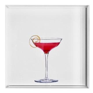 'Marktini' Limited-Edition Cocktail Portrait Photograph For Sale