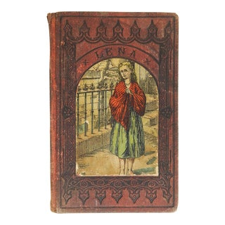 1860's Lena the Adopted Daughter, Book For Sale