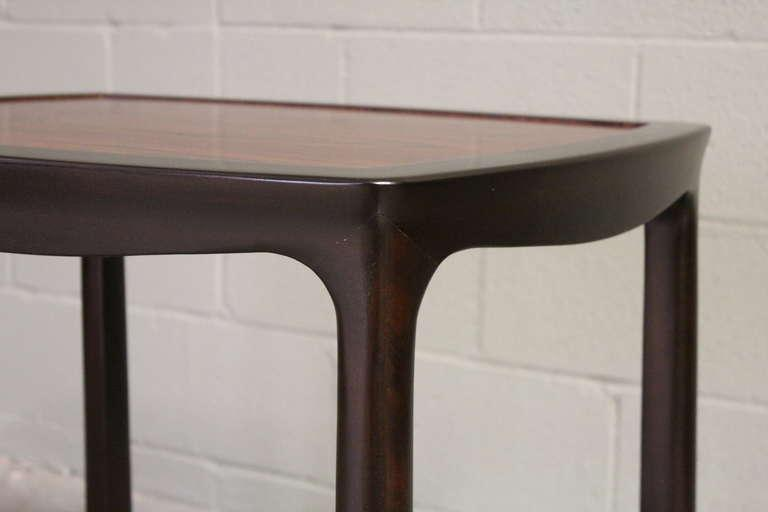 Rosewood Table By Edward Wormley For Dunbar   Image 7 Of 10