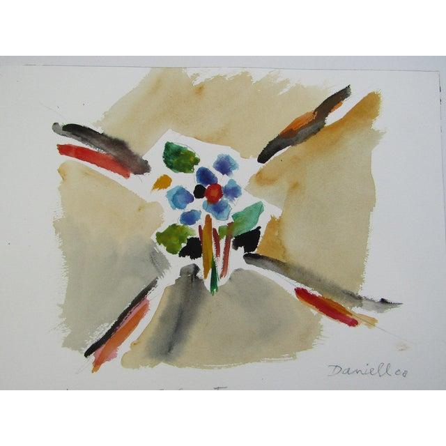 """Violets That Break the Concrete"" - Image 3 of 5"