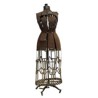 19th C. Victorian Dress Form