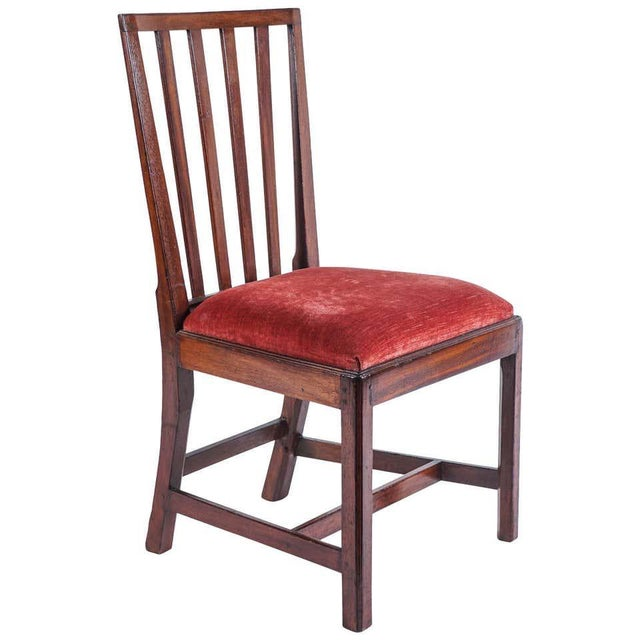 1790 Federal Mahogany Side Chair For Sale - Image 10 of 10