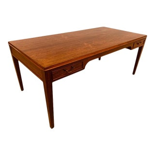 1960s Rosewood Frits Henningsen Danish Coffee Table For Sale