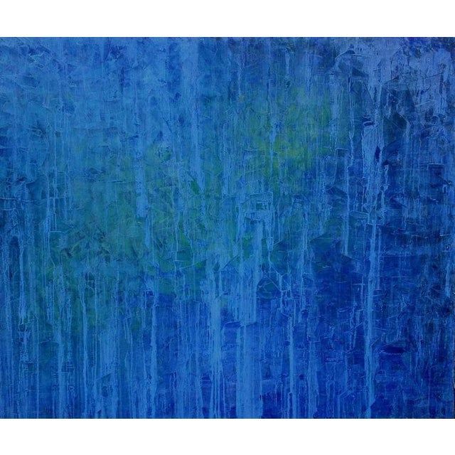 Teodora Guererra, 'Treading Water' Painting, 2014 For Sale