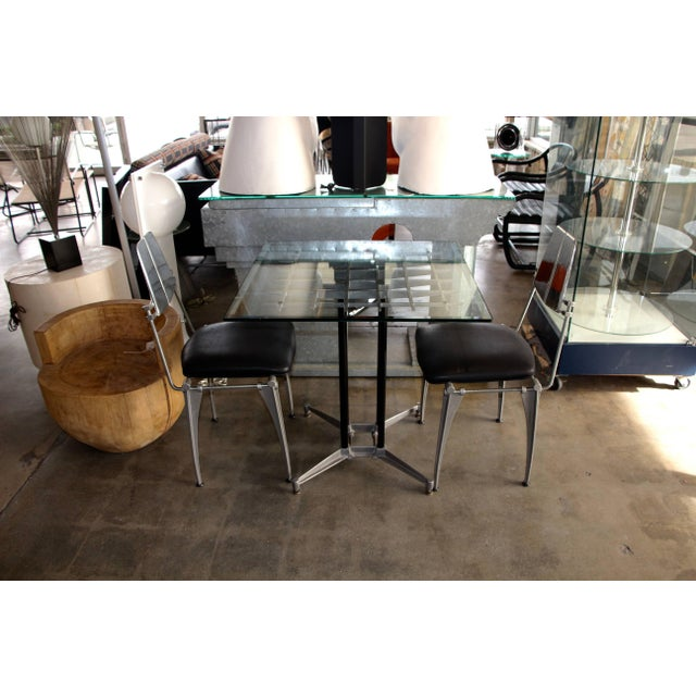 1970s Robert Josten Table & Chairs - Set of 3 For Sale - Image 10 of 10