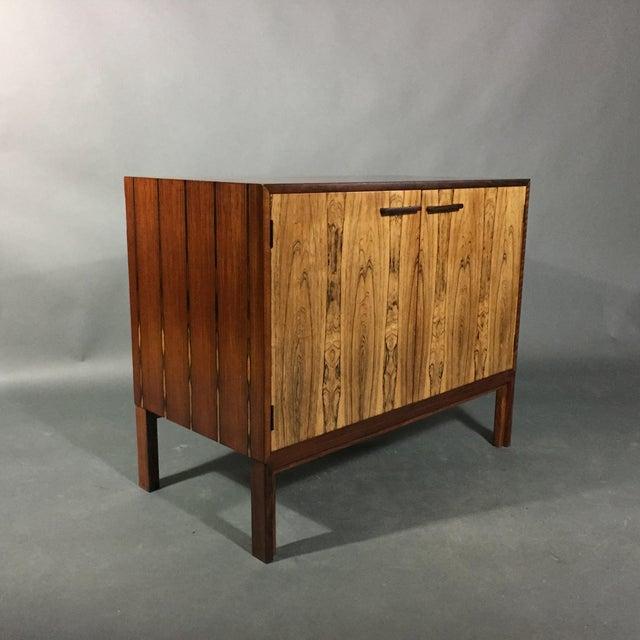 Kai Kristiansen Rosewood Cabinet, Denmark 1960s For Sale - Image 11 of 11