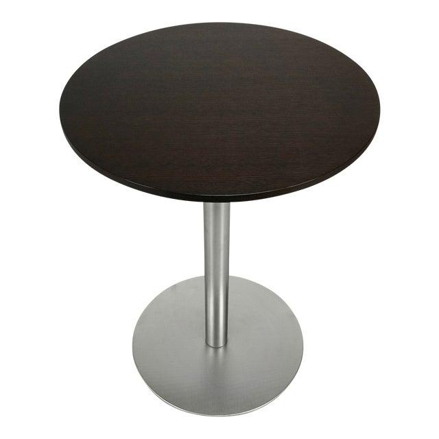 """Contemporary Romano Marcato Lapalma """"Brio"""" Bistro/Bar Table For Sale"""