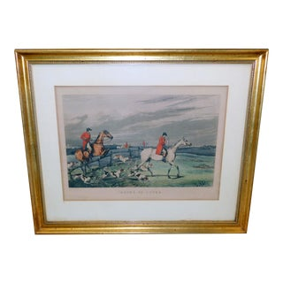19th Century Henry Thomas Alken Equestrian Print For Sale