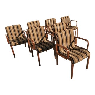 Stephen Bill for Knoll Chairs - Set of 7