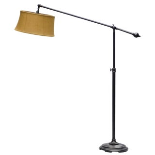 Vintage used restoration hardware lighting chairish restoration hardware adjustable arm floor lamp solutioingenieria