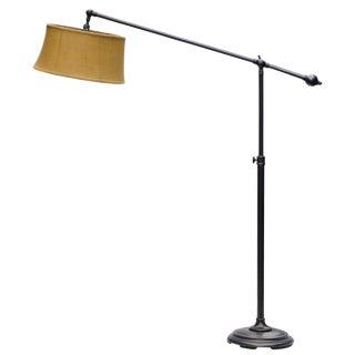 Restoration Hardware Adjustable Arm Floor Lamp