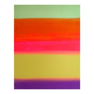 """""""Sherbet"""" Contemporary Painting"""