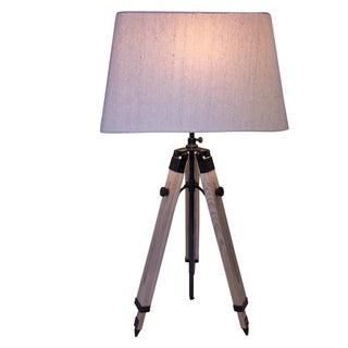 Industrial Tripod Loft Lamp For Sale
