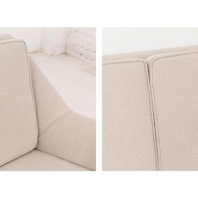 Paul McCobb Geometric Sofa For Sale - Image 5 of 8