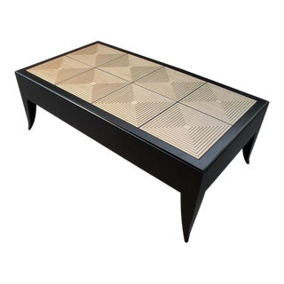 Modern Kevin Irvin Design Maze Coffee Table For Sale