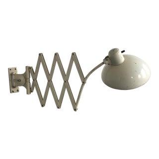 Original Kaiser Idell Scissor Lamp For Sale