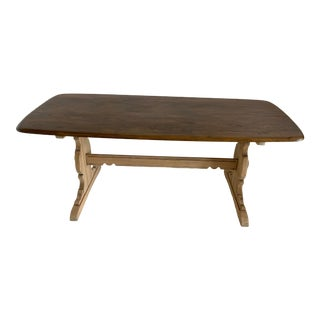 French Farm Dining Table For Sale