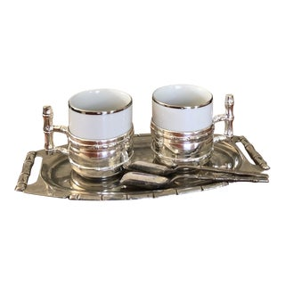 Italian Monopoli Espresso Set For Sale