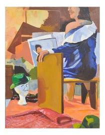 Image of Mid-Century Modern Paintings