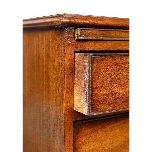 George III Mahogany Bachelors Chest For Sale - Image 4 of 10
