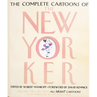 The Complete Cartoons of the New Yorker For Sale