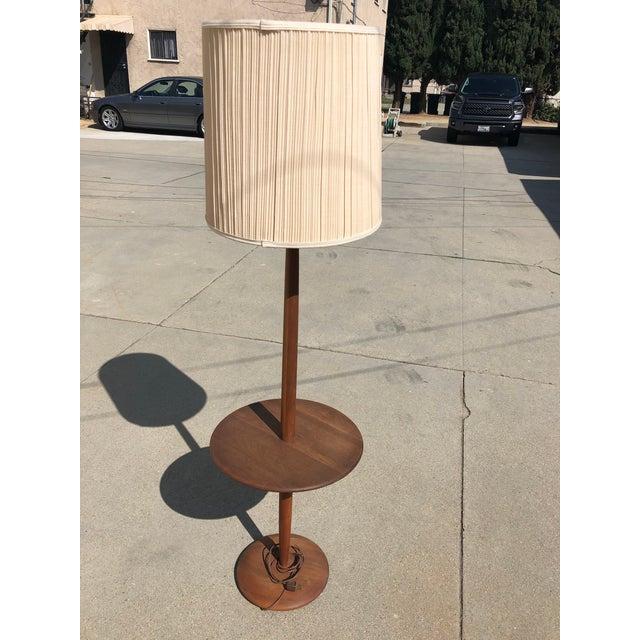 Mid-Century Modern Vintage Teak Floor Lamp For Sale - Image 13 of 13