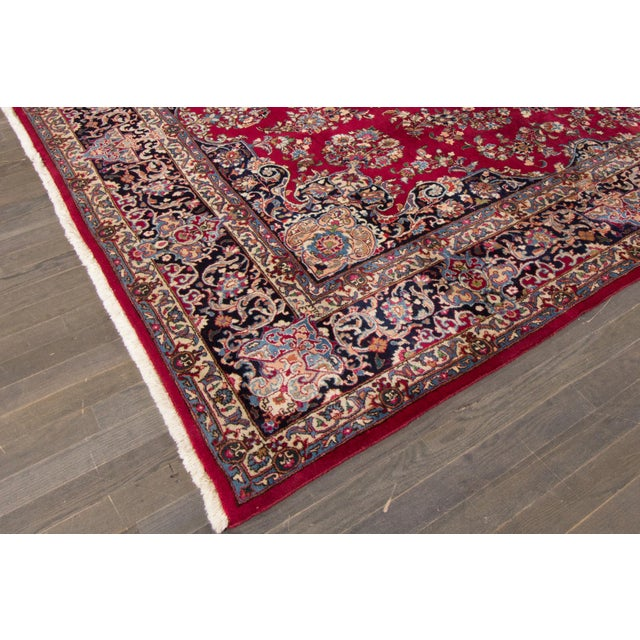 "Apadana Persian Rug - 9'7"" X 12'3"" - Image 4 of 6"