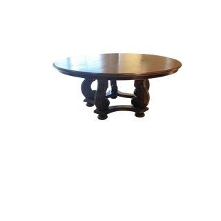 Robert Allen Dining Table For Sale