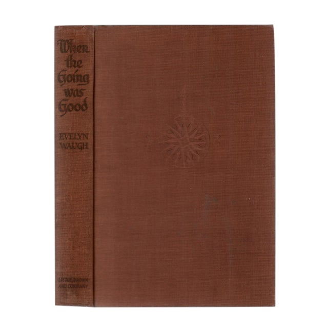 "Paper 1947 ""When the Going Was Good"" Collectible Book For Sale - Image 7 of 7"