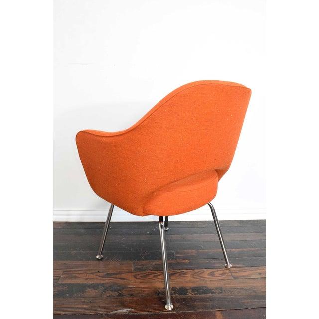 Knoll Knoll Eero Saarinen Executive Armchair For Sale - Image 4 of 10