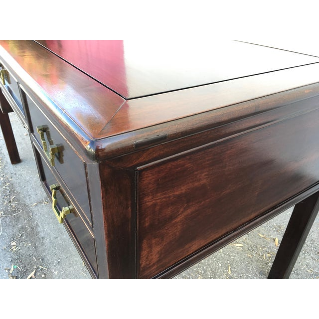 Late 19th Century Late 19th Century Antique Chinese Desk For Sale - Image 5 of 13