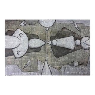 """Complicidad Universal"" Original Oil Painting"
