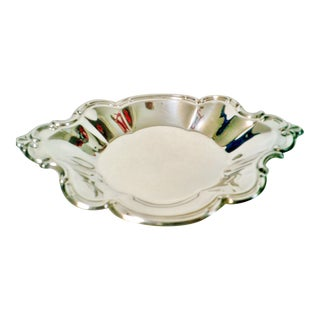 International Silver Co. Silverplated Candy Dish