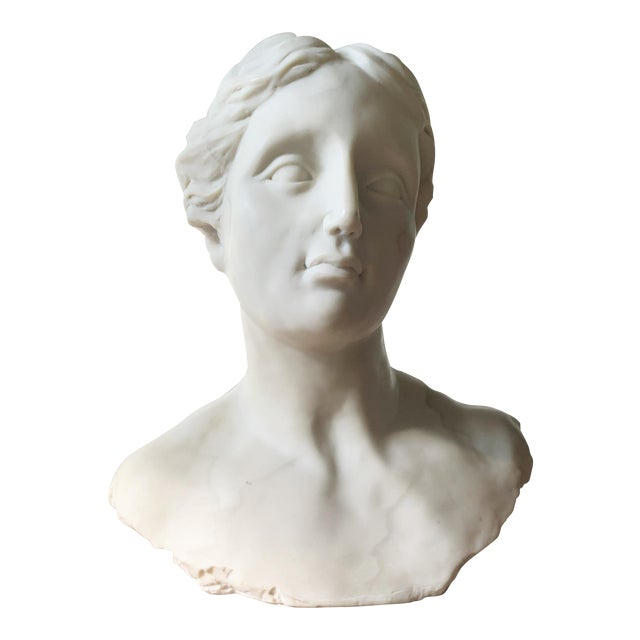 Bust of Diana Sculpture For Sale