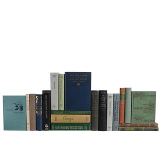 A Southern Vintage Book Collection - Set of 20