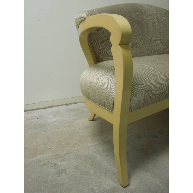 """Sally Sirkin Lewis for J Robert Scott """"Deanna"""" Sofa For Sale In Palm Springs - Image 6 of 8"""