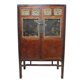 19th Century Chinese Cabinet For Sale