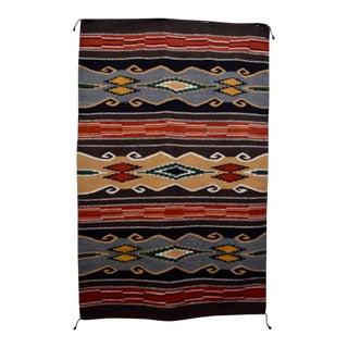 Vintage Southwestern Kilim Rug - 2′4″ × 5′11″
