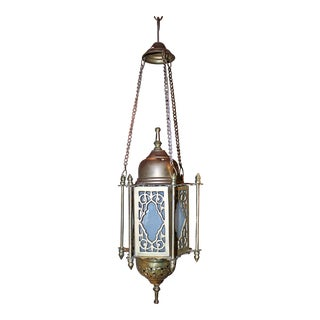 Arabesque Mini Hanging Fixture Chandelier For Sale