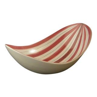 "Stig Lindberg ""Watermelon"" Bowl For Sale"