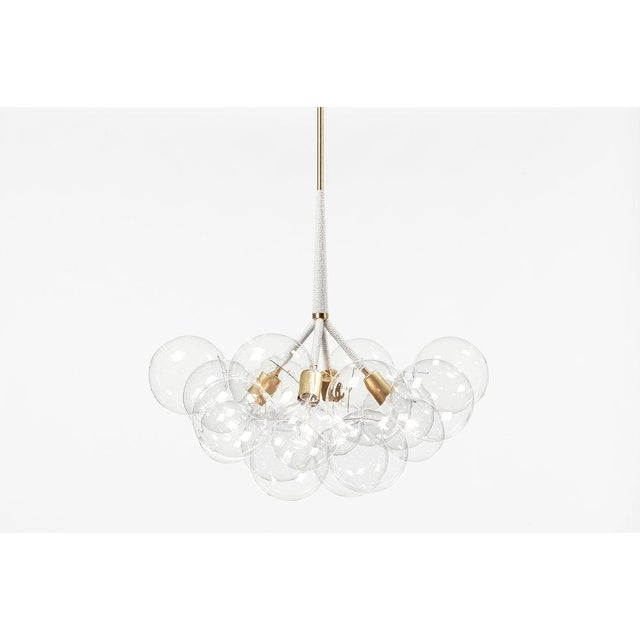 Pelle X-Large Bubble Chandelier For Sale In New York - Image 6 of 6