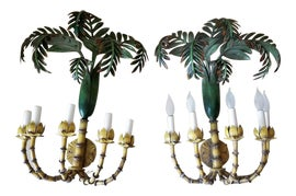 Image of Large Wall Sconces