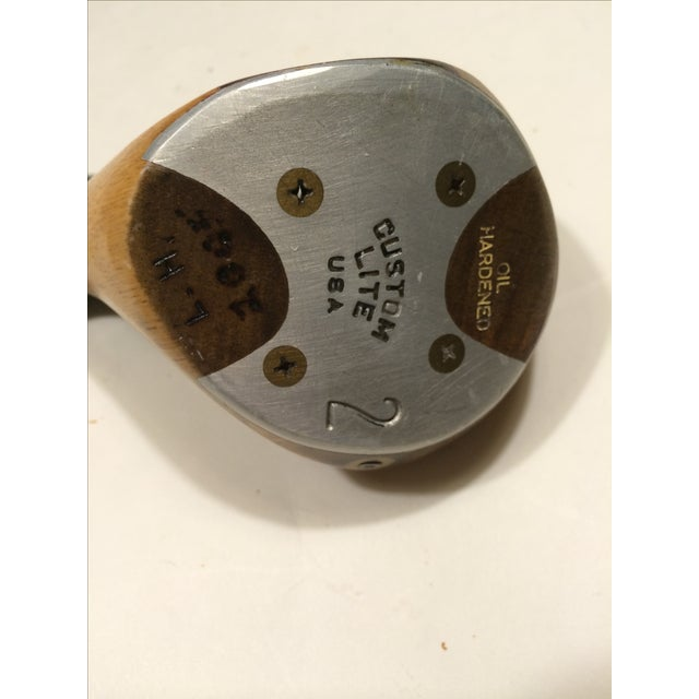 Vintage Golf Club Duck For Sale - Image 5 of 7